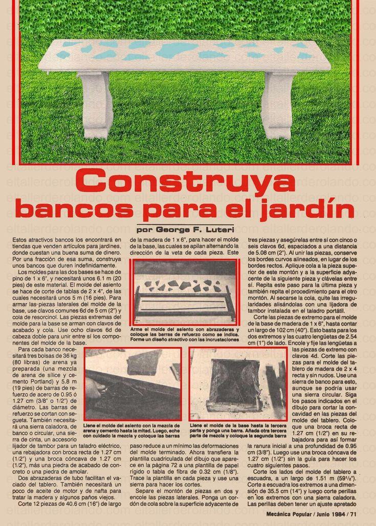 EL TALLER DE ROLANDO-EL HÁGALO USTED MISMO EN SU MÁXIMA EXPRESIÓN-ENCUENTRA TODO LO QUE BUSCAS PARA HACER LO QUE TE GUSTA-REPARACIONES, CARPINTERÍA, TORNO, DOBLADORA DE TUBOS, HERRAMIENTA ELÉCTRICA, MUEBLES, HERRERIA, SOLDADURA, TODO GRATIS