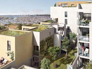 Investissement immobilier à La rochelle, un programme éligible Loi #Duflot