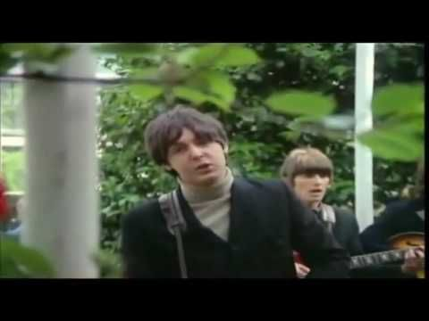 The Beatles - Paperback Writer Promo Video // I am pinning every Beatles song that Paul sang the lead in, for two reasons: (1) for a vocal comparison, & (2) because Paul was my favorite // written by Paul McCartney, recorded April 13, 1966. Paul has a chipped tooth from a moped accident in Dec. 1965. http://en.wikipedia.org/wiki/Paperback_Writer  http://en.wikipedia.org/wiki/Rain_%28The_Beatles_song%29