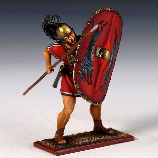 Punic War Velite w/Spear