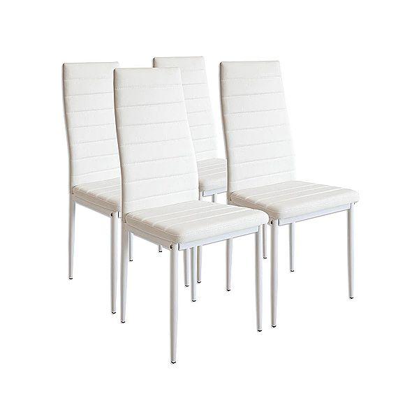 Las 25 mejores ideas sobre sillas blancas en pinterest for Sillas para la sala