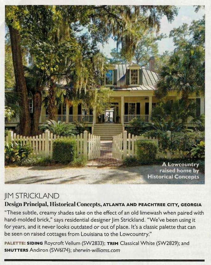 Southern Living Marh 2012 Pick The Right Paint Colors