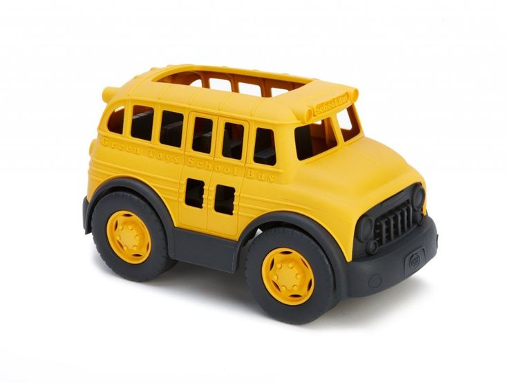Toy School Bus = Hours of Play