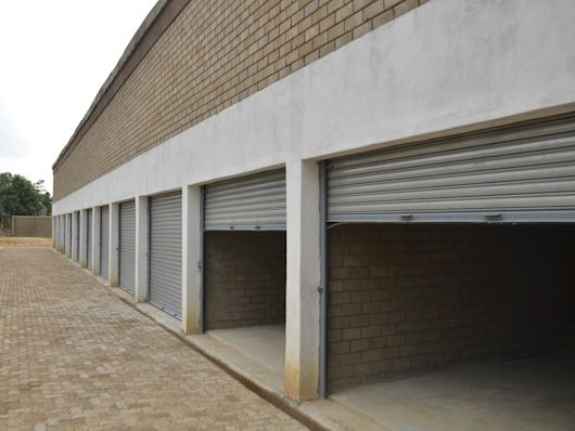 South Africa Commercial Building