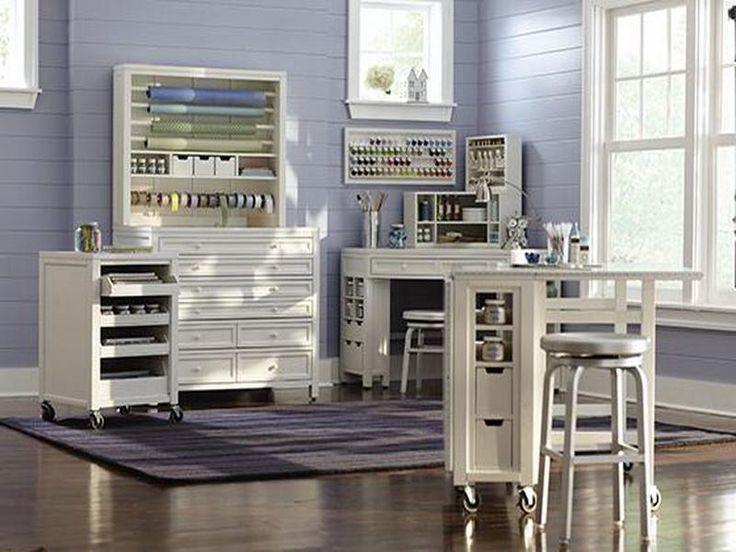 57 best martha stewart craft storage solutions images on for Martha stewart living craft furniture