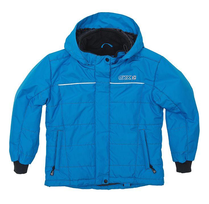 CKX 2016 - Kids Snowmobile Suit - FROSTY Electric Blue - ckxgear.com