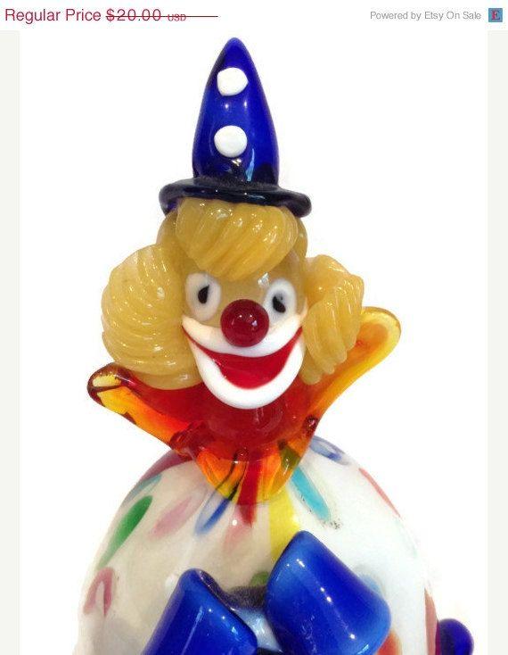 Best Clowns Glass Box