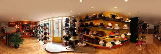 Ecua-Andino showroom Paris  #ecuaandinohats