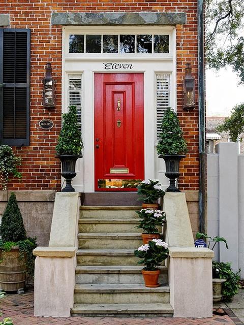 17 Best Images About Jones Street Savannah Neighborhood On