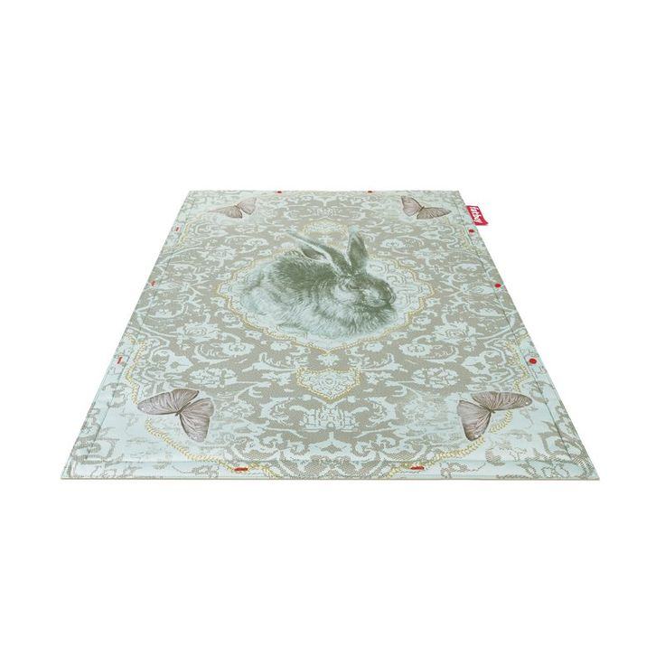 Roger Non-Flying Blue Indoor/Outdoor Novelty Rug with Price : $ 179