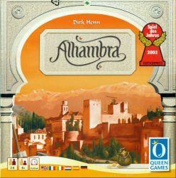 Alhambra társasjáték 8990 Ft - Szellemlovas társasjáték webshop