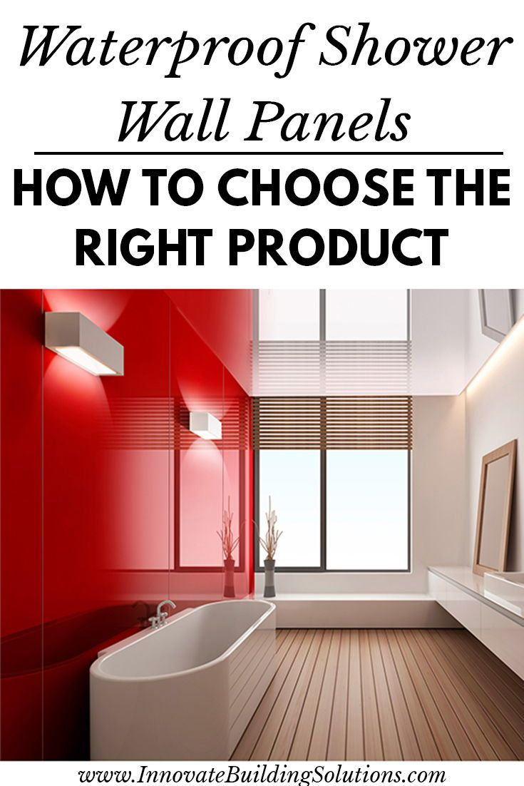 9 Questions You Must Ask Before Choosing A Waterproof Shower Wall Panel System In 2020 Shower Wall Panels Bathrooms Remodel Wall Panel System