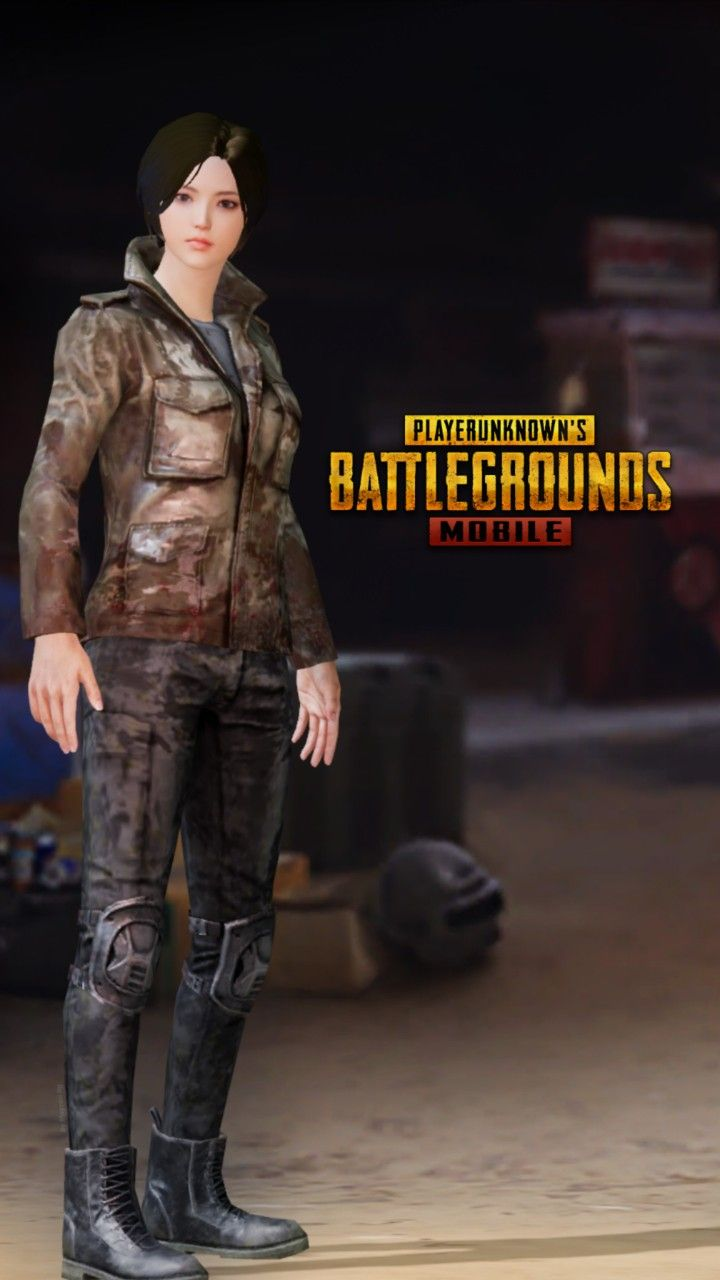 PUBG Mobile Wallpaper - Elite do deserto #PUBGM