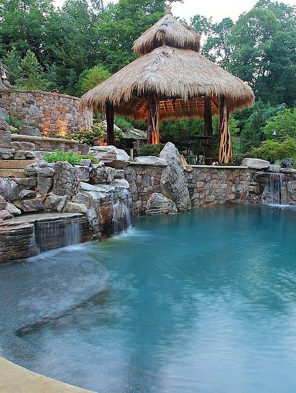 Die besten 25+ Pool Anlagen Ideen auf Pinterest Schwimmbecken - garten anlegen mit pool