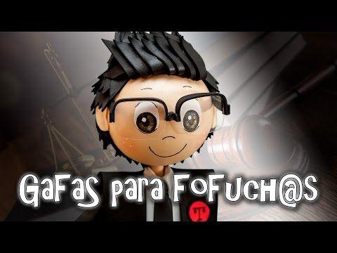 GAFAS PARA FOFUCH@S - GOMA EVA - YouTube