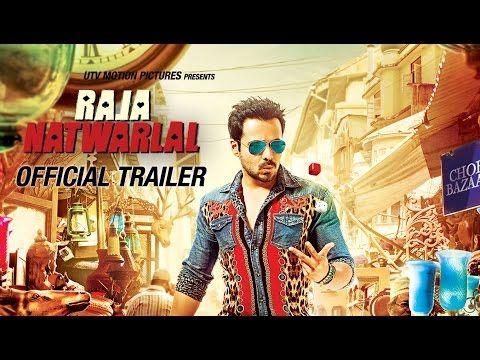 Raja Natwarlal Official Trailer   Emraan Hashmi, Humaima Malik, Kay Kay Menon, Paresh Rawal   #Bollywood #Movies