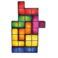 Tetris Light - Τα αγαπημένα τουβλάκια φωτίζουν το σπίτι και τις αναμνήσεις σου