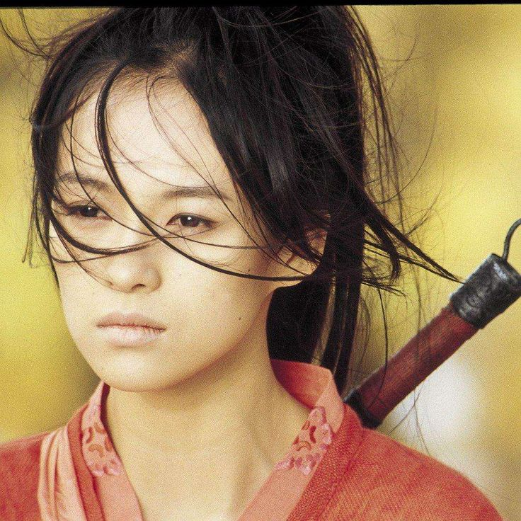 Zhang Ziyi.. I would have to say one of the MOST beautiful women I've ever seen