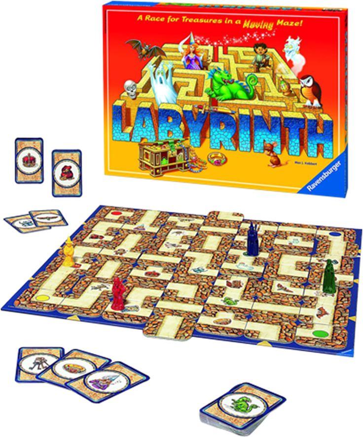 Labyrinth brætspil
