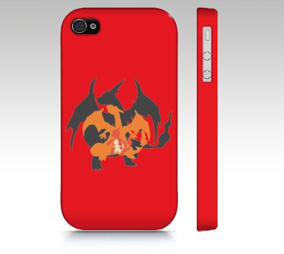 Charizard evolution stages phone case @ https://www.etsy.com/listing/223940657/charizard-evolutions-pokemon-phone-case?ref=related-1