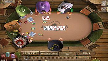 """Governador del poker 2 -Llega la segunda parte, ahora con más niveles y lugares. Demuestra quel poker no es solo azar. Presonia click en """"Tutorial"""" para aprender a jugar poker."""