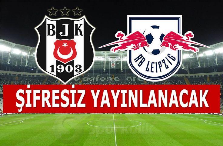 Beşiktaş Leipzig maçı şifresiz - Şampiyonlar Ligi'nde ülkemizi temsil eden Beşiktaş'ın grupta oynayacağı RB Leipzig maçı şifresiz olarak yayınlanacak.  Grupta oynadığı ilk karşılaşmada deplasmanda Porto'yu yenen Beşiktaş grubundaki ikinci maçında Alman ekibi RB Leipzig'i konuk edecek. Beşiktaş Rb LEipzig maçı şifresiz ve canlı - http://bit.ly/2hfC76e