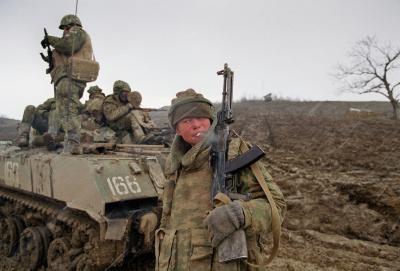 Российская армия в Чечне - Страница 4