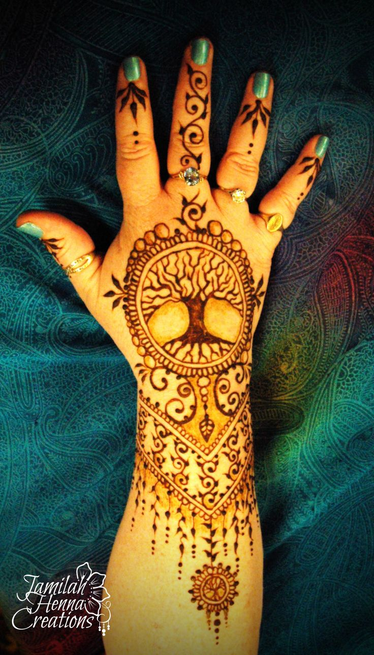 Pictures Of Tree Of Life Henna Www Kidskunst Info