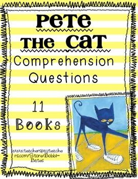 Pete the cat books free pdf