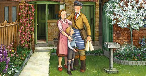 CLICK TO WATCH the trailer to #illustrator #RaymondBriggs' new animated film, Ethel & Ernest, a heartwarming story based on the life of his parents. The film includes approximately 70,000 frames of hand drawn animation. Image: Vertigo Releasing. http://www.artistsandillustrators.co.uk/news/illustration/1681/video-watch-raymond-briggs-ethel-ernest-film-trailer #EthelAndErnest