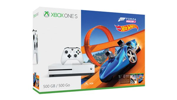 Xbox One S Forza Horizon 3 Hot Wheels Bundle Out Now!