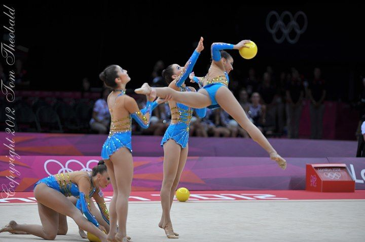 Group Great Britain, Olympic Games 2012