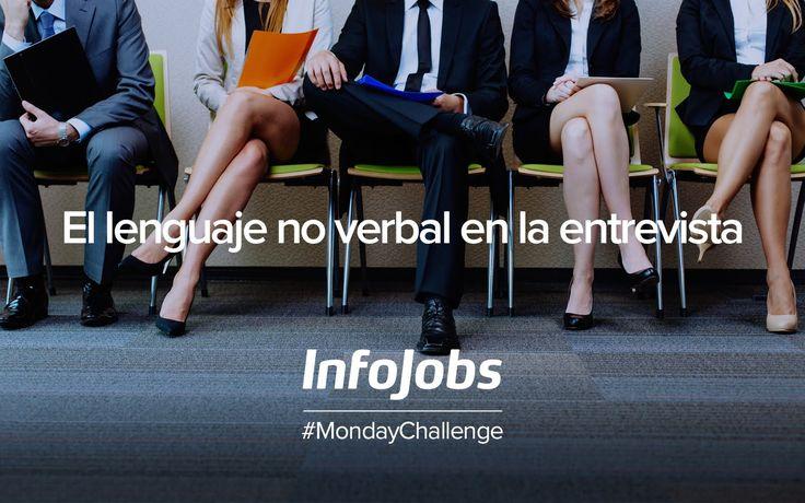 #Webinar #InfoJobs | El lenguaje no verbal en la entrevista de trabajo #rrhh #marcapersonal