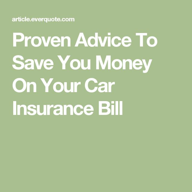1000 Ideas About Car Insurance On Pinterest Insurance