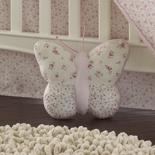 Laura Ashley Bella Butterfly Plush Toy