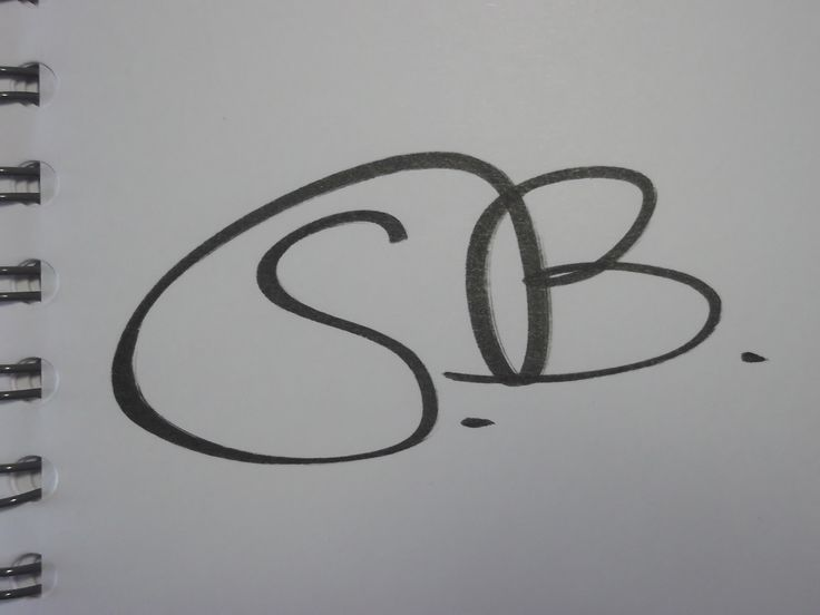 "One-line signature for my son (""S.B. = Sipka Bertalan"")"