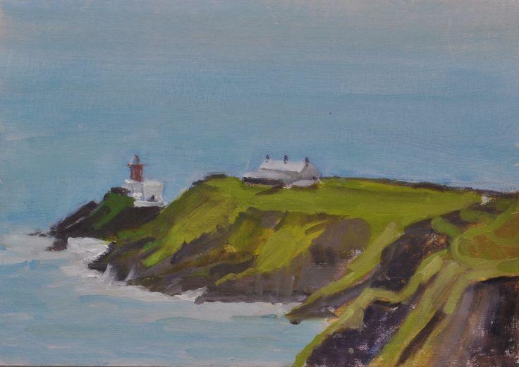 The Bailey Lighthouse, Howth