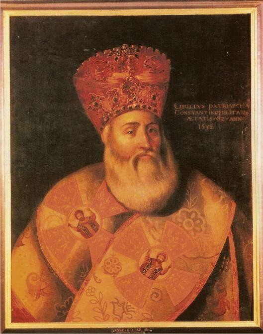 Cyril Loukaris