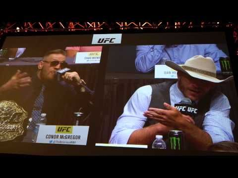 """Donald """"Cowboy"""" Cerrone and the BMF Ranch: BTS with Donald """"Cowboy"""" Cerrone at the Go Big Press Conference"""