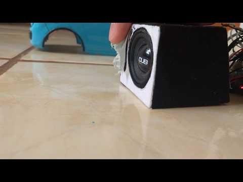Alto falante sony 6,5 - YouTube