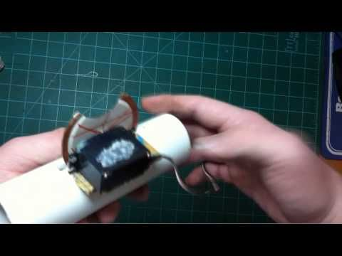 (28) Ping Pong Ball Launcher Ver.2 - YouTube