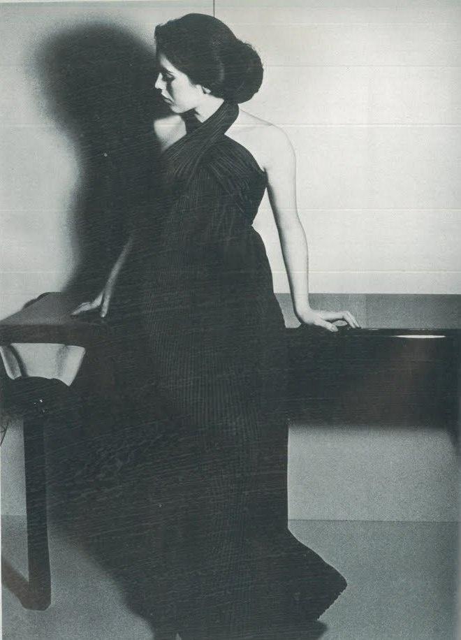 Isabelle Adjani by Guy Bourdin for Vogue Paris September 1973