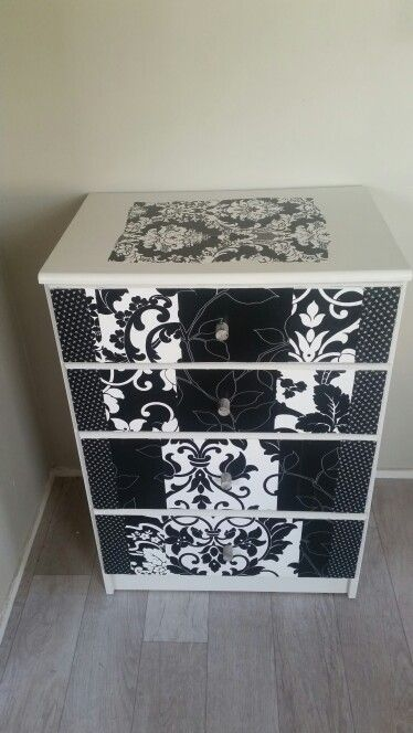 Upcycled draws using decoparge. H J SILLIS art