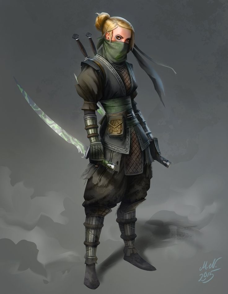 ArtStation - Rogue, Magnus Norén