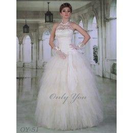 Wedding dress Felicia - Nika Bridal Only You