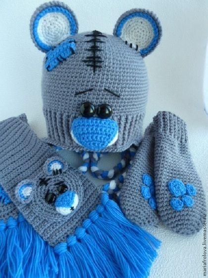 Одежда для мальчиков, ручной работы. Ярмарка Мастеров - ручная работа мишка Тэдди. Handmade.