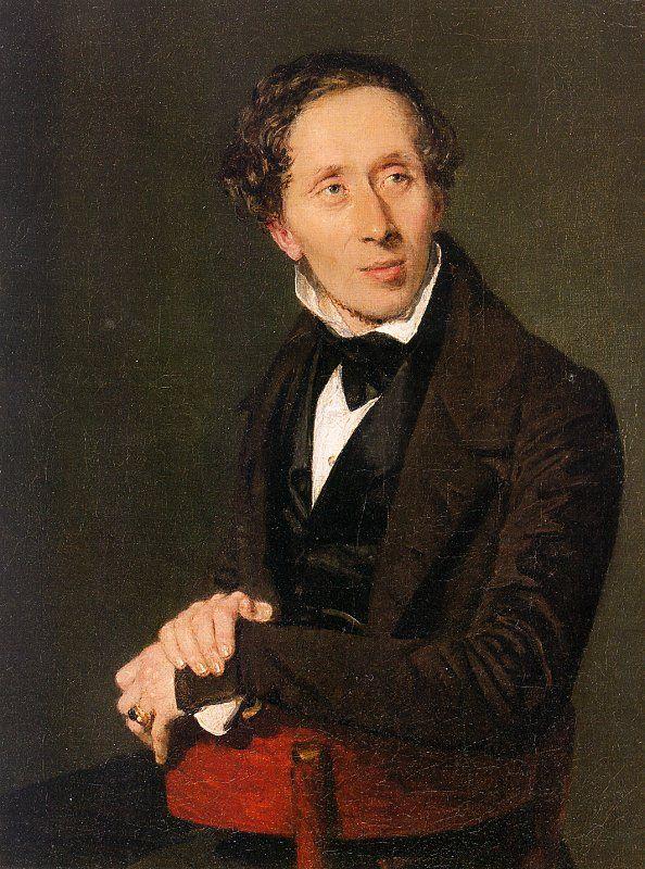 Estórias da História: 02 de Abril de 1805: Nasce o escritor dinamarquês ...
