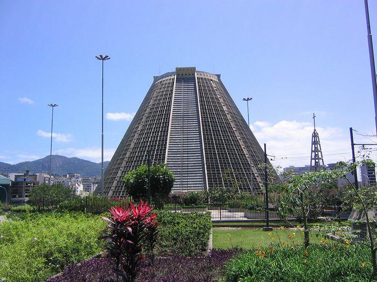 Río de Janeiro - Brasil | Catedral Metropolitana de San Sebastián de Río de Janeiro | http://riodejaneirobrasil.net