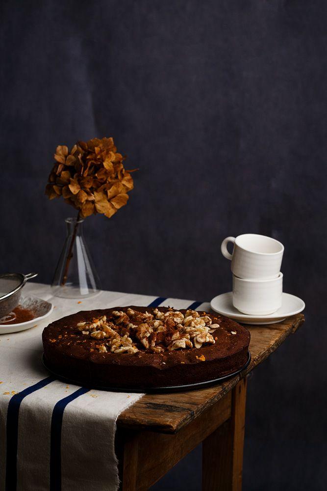Bizcocho de chocolate by Raquel Carmona