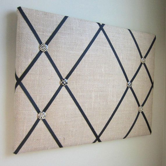 16x20 French Memory Board Bow Holder Bow Board by MemoriestoYou